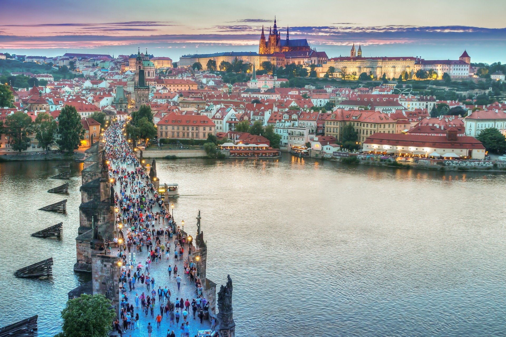 La magica e misteriosa Praga - Gruppo Nicolini Viaggi